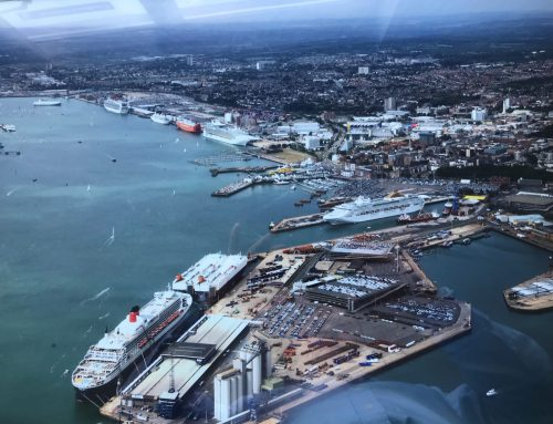 British prosperity rests on maritime trade