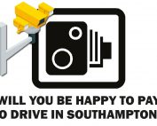 Paying to drive in Southampton?