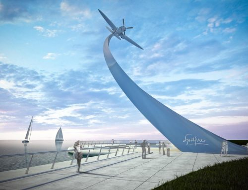 Let's get a Spitfire Monument in Southampton