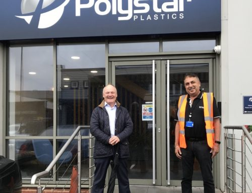 Visit to Polystar Plastics in Northam