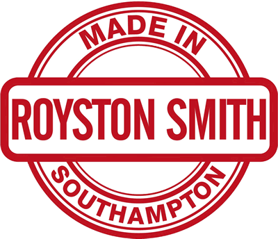 Royston Smith Made in Southampton Logo
