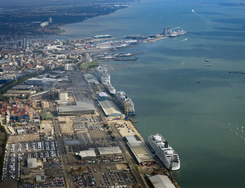 Chancellor Announces a Freeport for Southampton