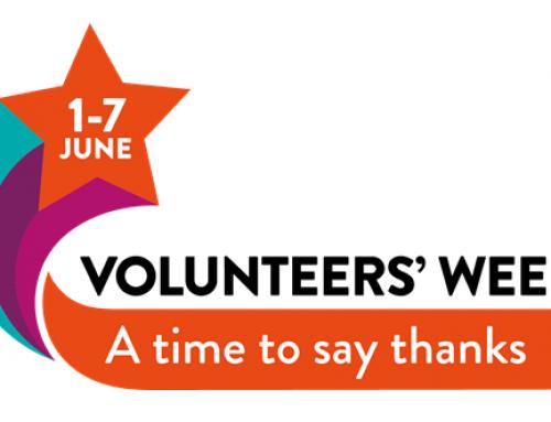 Volunteers' Week 1-7 June 2021